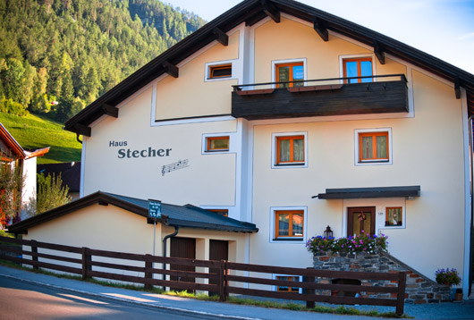 Haus Stecher in Ried in Tirol